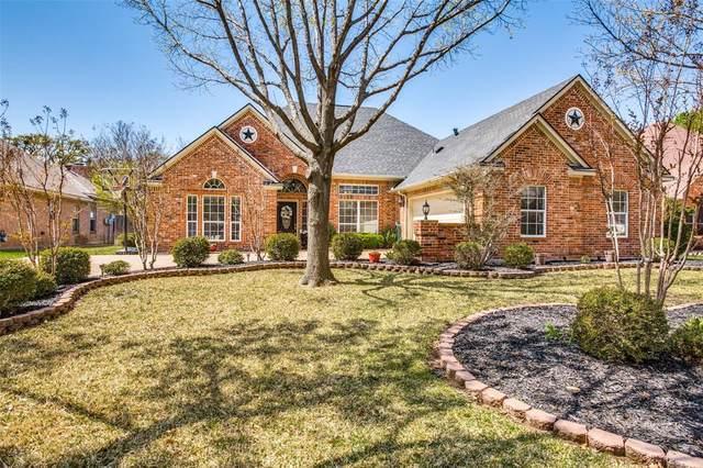 708 Ticonderoga Drive, Denton, TX 76205 (MLS #14548084) :: RE/MAX Landmark