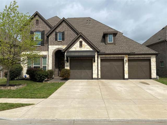 6412 Prairie Brush Trail, Flower Mound, TX 76226 (MLS #14548089) :: Team Hodnett