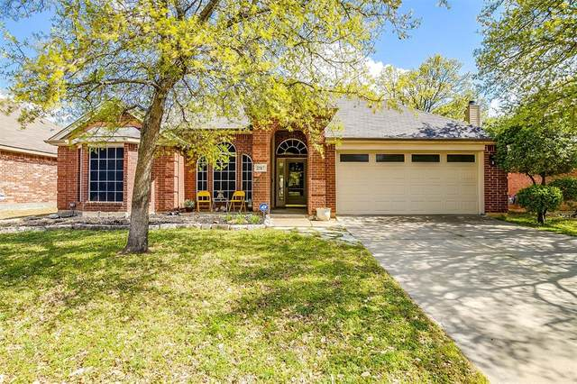 2517 Greenhaven Drive, Burleson, TX 76028 (MLS #14548124) :: The Tierny Jordan Network