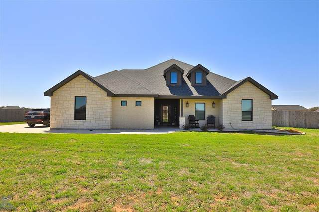 157 Windmill Crossing Road, Ovalo, TX 79541 (MLS #14548168) :: The Chad Smith Team