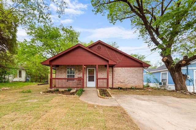 316 N Bradshaw Street, Denton, TX 76209 (MLS #14548186) :: Team Tiller