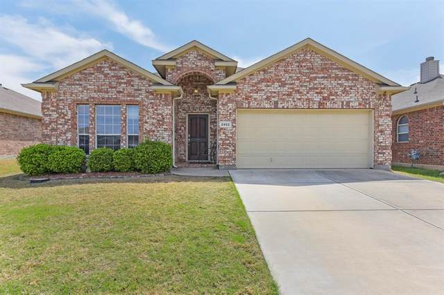 2452 Charisma Drive, Fort Worth, TX 76131 (MLS #14548192) :: Russell Realty Group