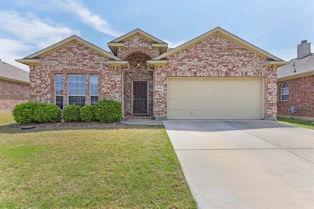 2452 Charisma Drive, Fort Worth, TX 76131 (MLS #14548192) :: Justin Bassett Realty