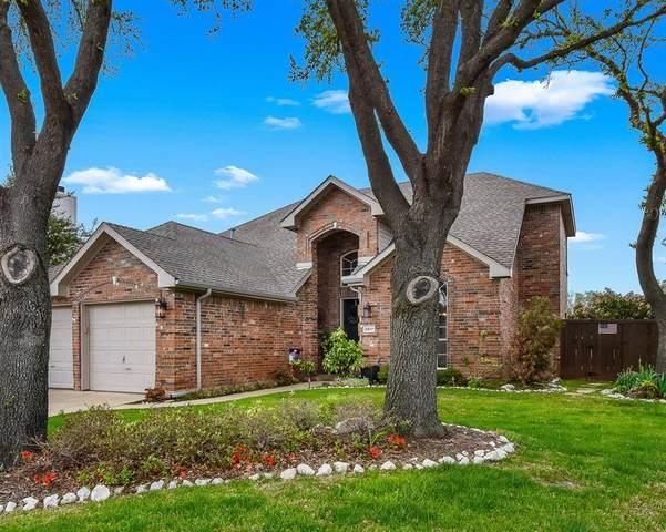 2817 Halsey Drive, Flower Mound, TX 75028 (MLS #14548199) :: The Good Home Team