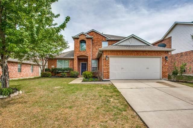 1224 Iron Horse Street, Wylie, TX 75098 (MLS #14548217) :: Frankie Arthur Real Estate