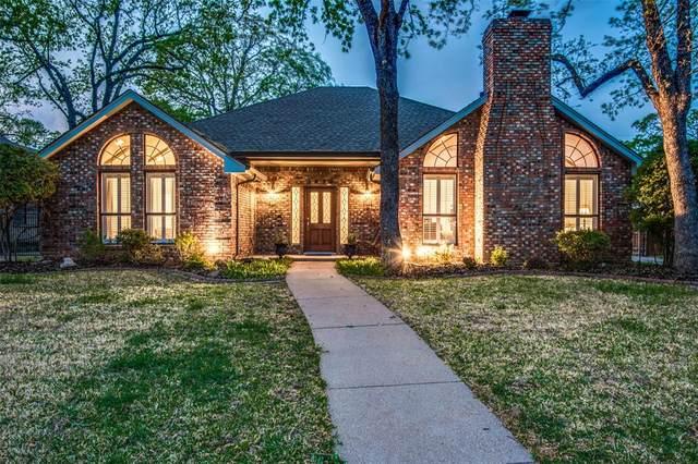 3050 Old Mill Run, Grapevine, TX 76051 (MLS #14548219) :: The Good Home Team