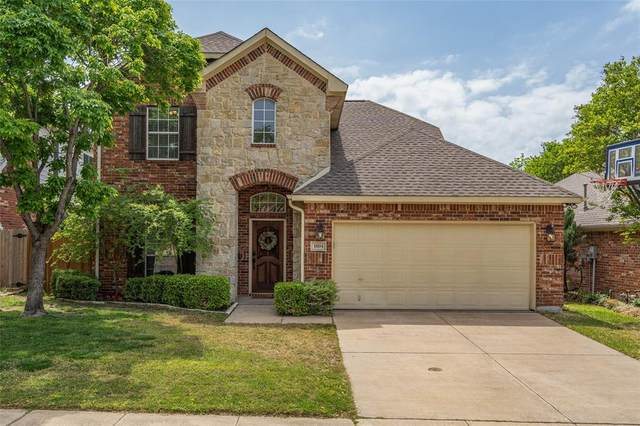 1604 Creekside Drive, Corinth, TX 76210 (MLS #14548223) :: The Chad Smith Team