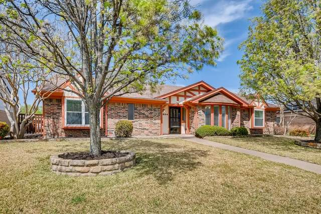 204 W Louella Drive, Hurst, TX 76054 (MLS #14548254) :: The Rhodes Team