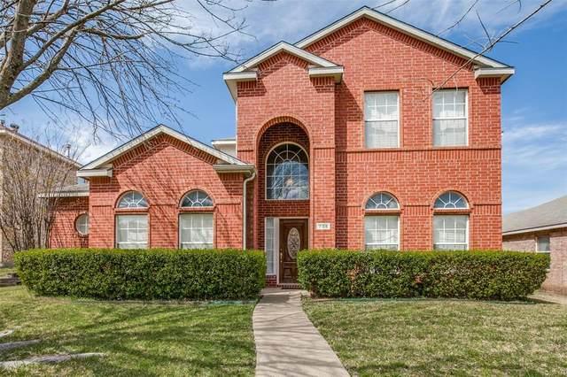 705 Dandelion Drive, Mesquite, TX 75149 (MLS #14548298) :: Lyn L. Thomas Real Estate | Keller Williams Allen