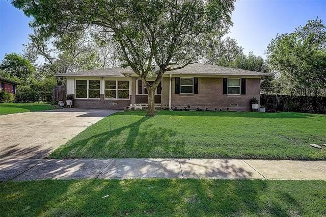 6556 Ridgemont Drive, Dallas, TX 75214 (MLS #14548311) :: Results Property Group