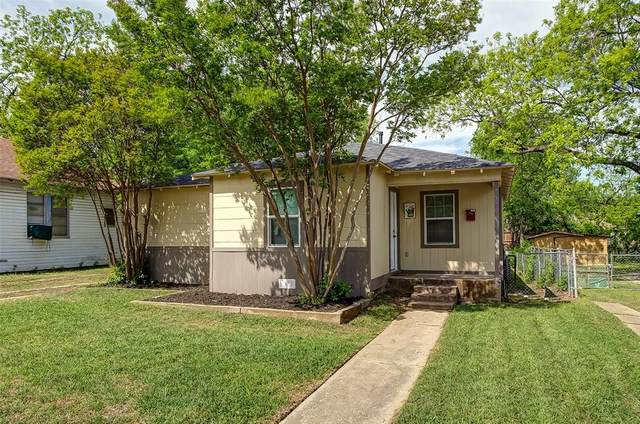 3316 Townsend Drive, Fort Worth, TX 76110 (MLS #14548314) :: The Mitchell Group