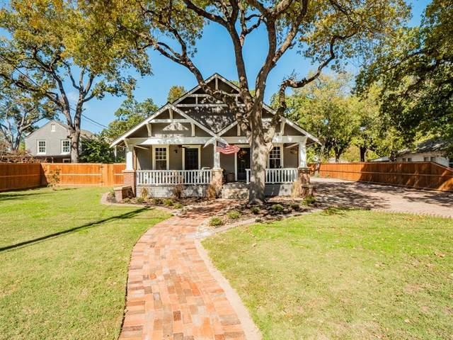 1167 W Jones Street, Stephenville, TX 76401 (MLS #14548316) :: Team Hodnett