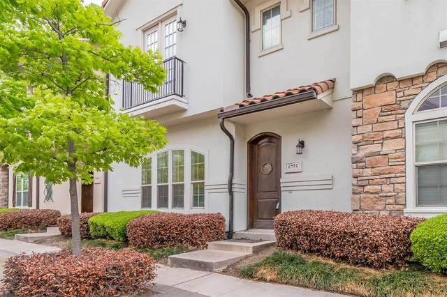 6755 Plaza Via, Irving, TX 75039 (MLS #14548326) :: The Chad Smith Team