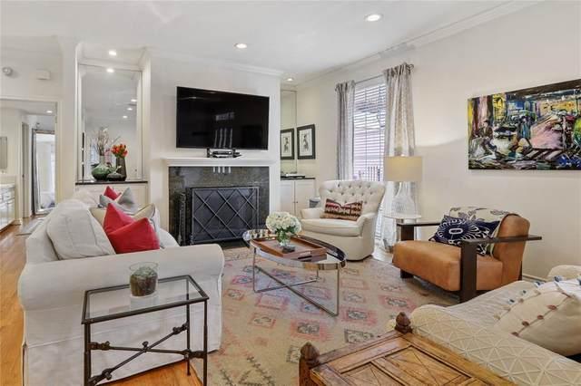 3208 Cole Avenue #2103, Dallas, TX 75204 (MLS #14548330) :: Lyn L. Thomas Real Estate | Keller Williams Allen