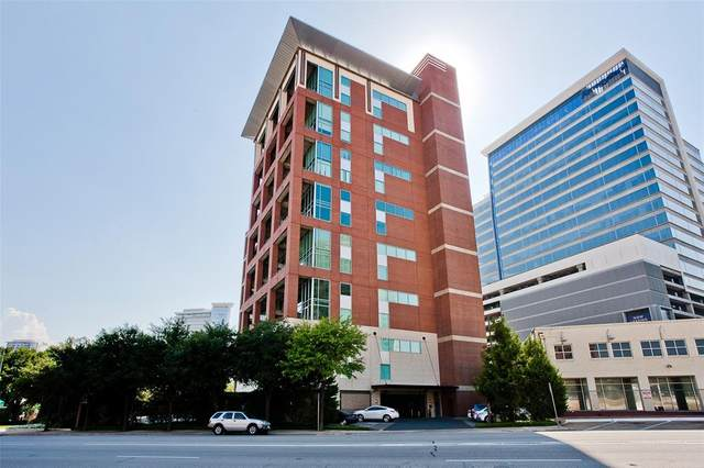 2011 Cedar Springs Road #307, Dallas, TX 75201 (MLS #14548334) :: The Tierny Jordan Network