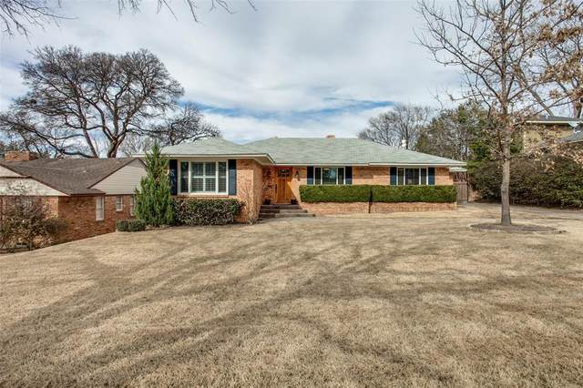 10005 Lakedale Drive, Dallas, TX 75218 (MLS #14548357) :: Bray Real Estate Group