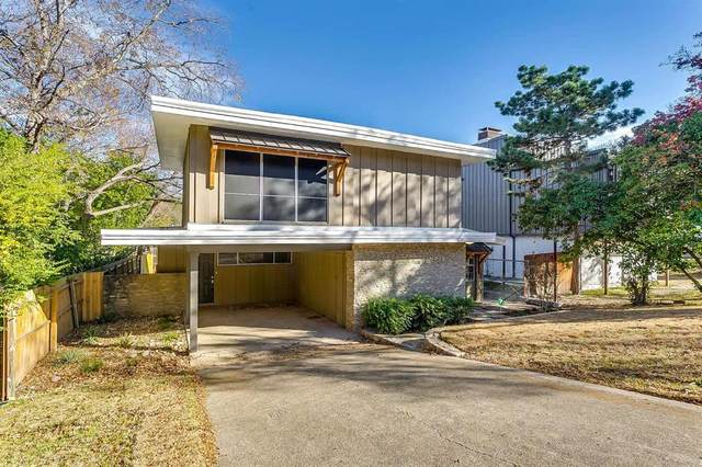 2733 Sandage Avenue, Fort Worth, TX 76109 (MLS #14548396) :: Maegan Brest | Keller Williams Realty