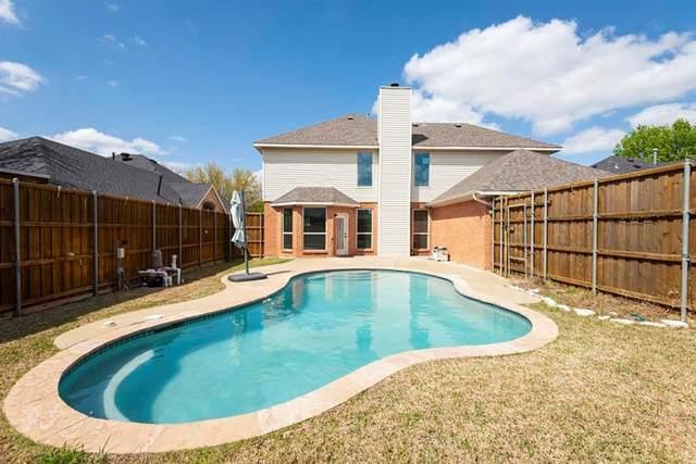4203 Primrose Drive, Mckinney, TX 75070 (MLS #14548415) :: Trinity Premier Properties