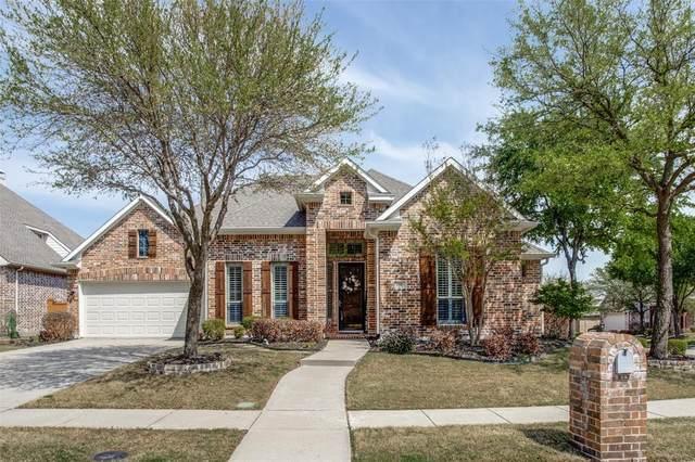 1000 Well Meadow Lane, Mckinney, TX 75071 (MLS #14548442) :: The Daniel Team