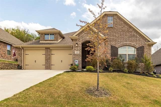 545 Inwood Street, Benbrook, TX 76126 (MLS #14548443) :: The Hornburg Real Estate Group