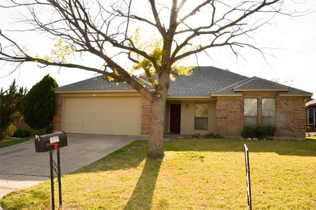 312 Deauville Drive, Fort Worth, TX 76108 (MLS #14548511) :: The Chad Smith Team