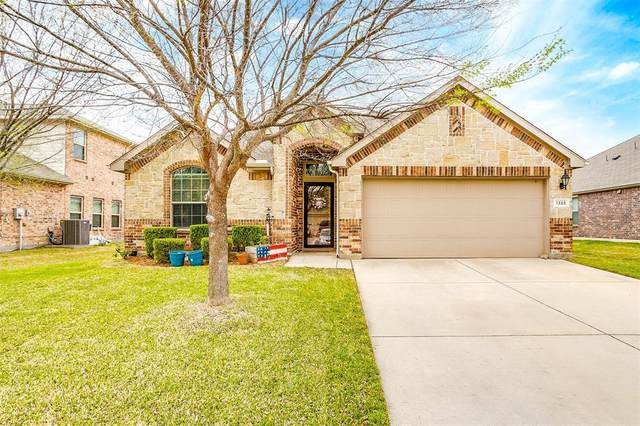 1325 Shelley Drive, Burleson, TX 76028 (MLS #14548521) :: Lyn L. Thomas Real Estate   Keller Williams Allen