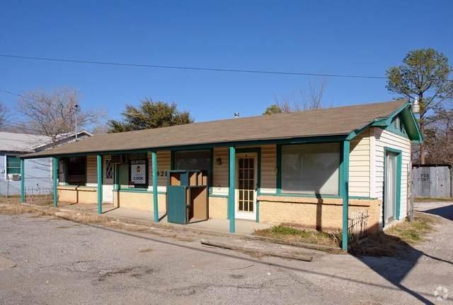 2921 N Travis Street, Sherman, TX 75092 (MLS #14548534) :: Frankie Arthur Real Estate