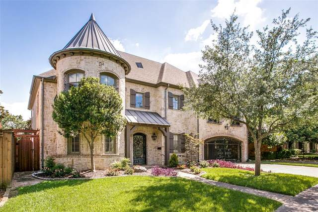 6540 Sondra Drive, Dallas, TX 75214 (MLS #14548559) :: Wood Real Estate Group