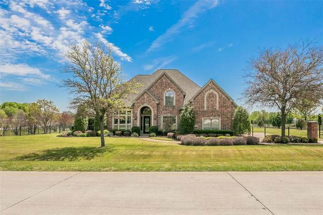 3709 Sunrise Ranch Road, Southlake, TX 76092 (MLS #14548560) :: The Hornburg Real Estate Group