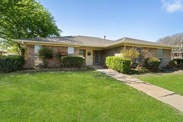 904 Lexington Drive, Plano, TX 75075 (MLS #14548561) :: Craig Properties Group