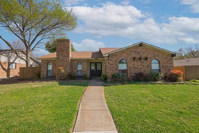 4640 Ringgold Lane, Plano, TX 75093 (MLS #14548598) :: Real Estate By Design