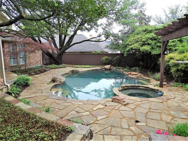 5819 London Lane, Dallas, TX 75252 (MLS #14548619) :: Lisa Birdsong Group | Compass