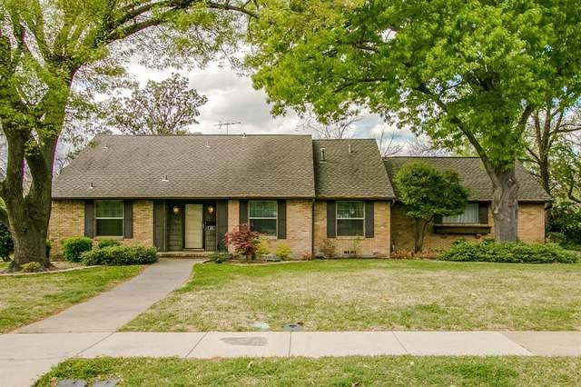 401 Thompson Drive, Richardson, TX 75080 (MLS #14548634) :: Wood Real Estate Group