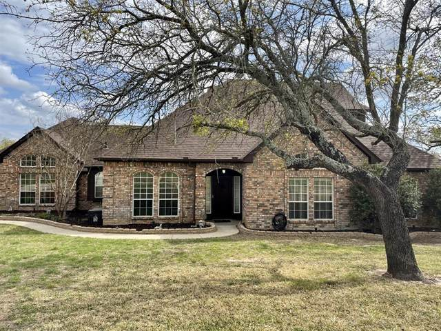 219 Saddle Club Road, Weatherford, TX 76088 (MLS #14548639) :: Lisa Birdsong Group | Compass