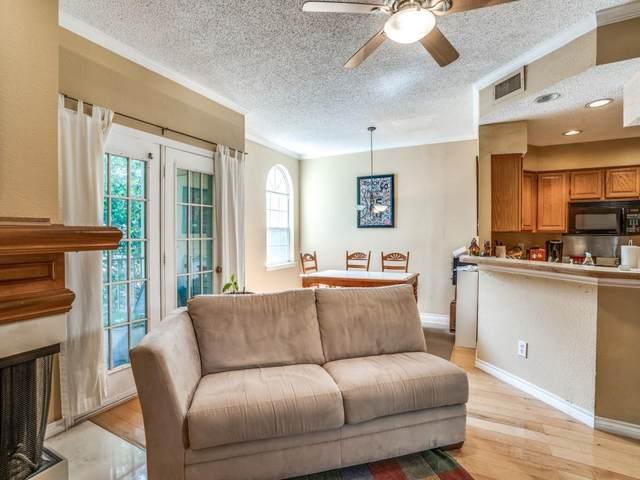 5325 Bent Tree Forest Drive #2202, Dallas, TX 75248 (MLS #14548647) :: Feller Realty