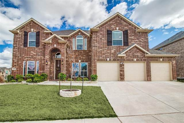 2438 Old Stables Drive, Celina, TX 75009 (MLS #14548663) :: The Chad Smith Team