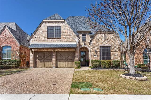 3408 Estes Park Lane, Mckinney, TX 75070 (MLS #14548675) :: The Chad Smith Team