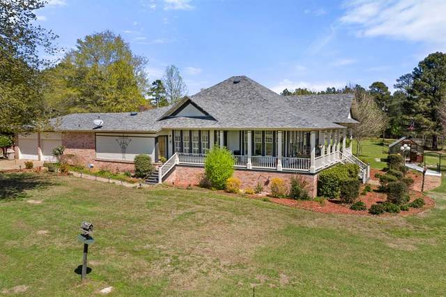 110 County Road 1594, Hughes Springs, TX 75656 (MLS #14548682) :: All Cities USA Realty