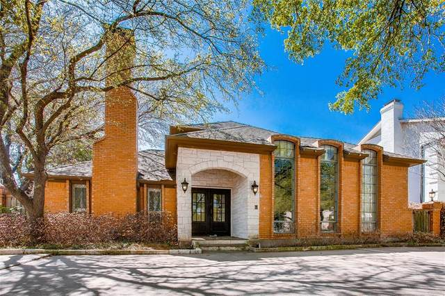7018 Woodland Drive, Dallas, TX 75225 (MLS #14548683) :: Results Property Group