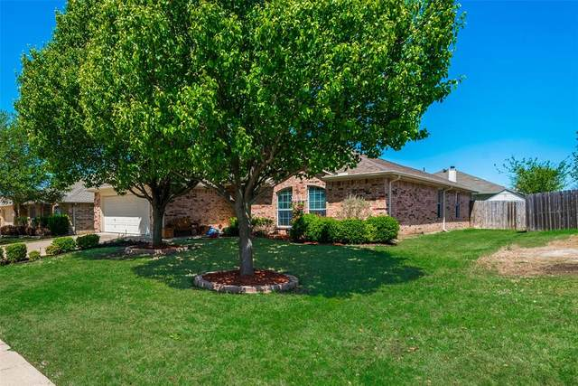 1309 Columbia Drive, Midlothian, TX 76065 (MLS #14548684) :: The Hornburg Real Estate Group