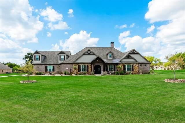 135 Sullivan Way, Waxahachie, TX 75167 (MLS #14548691) :: Craig Properties Group