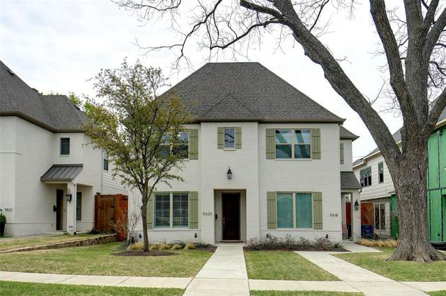 5620 Anita Street, Dallas, TX 75206 (MLS #14548694) :: DFW Select Realty