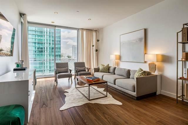 2900 Mckinnon Street #903, Dallas, TX 75201 (MLS #14548714) :: Trinity Premier Properties