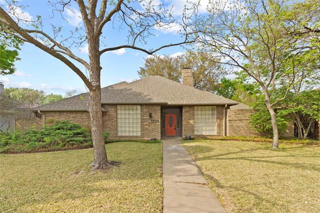 1205 Kenshire Lane, Richardson, TX 75081 (MLS #14548717) :: The Good Home Team