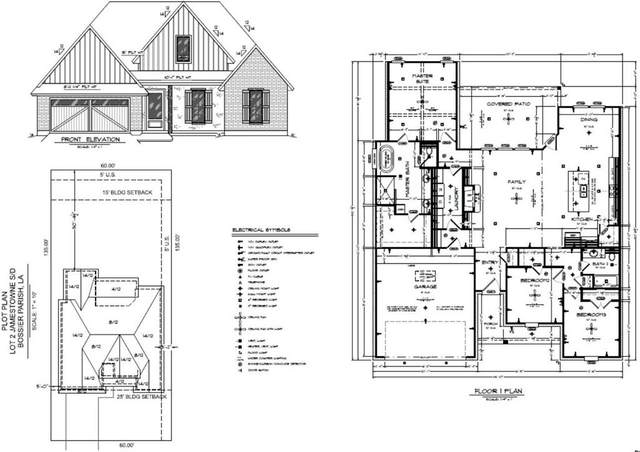 322 Newport Lane, Benton, LA 71006 (MLS #14548721) :: Real Estate By Design