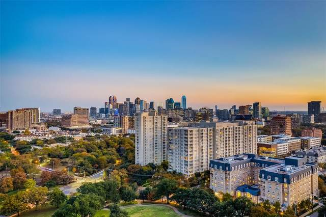 3401 Lee Parkway #2203, Dallas, TX 75219 (MLS #14548724) :: Potts Realty Group