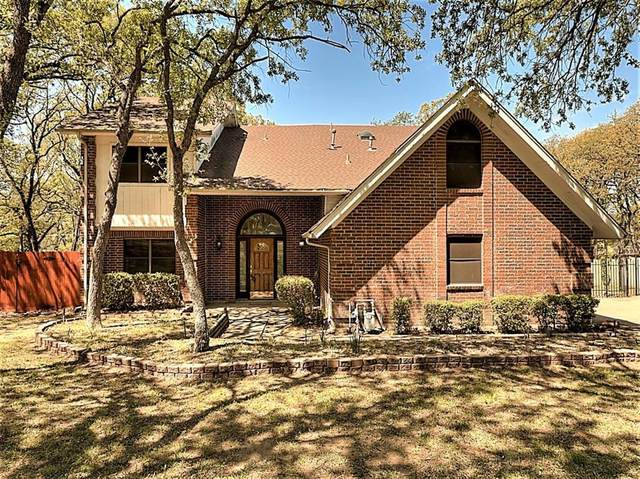 1516 Bellechase Drive, Keller, TX 76262 (MLS #14548725) :: Team Tiller