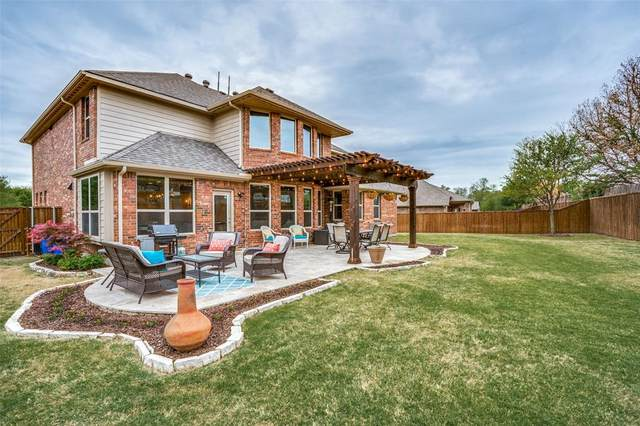 12571 Valley Spring Drive, Frisco, TX 75035 (MLS #14548726) :: Wood Real Estate Group