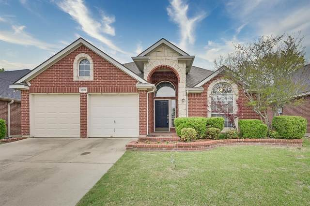 5109 Deer Ridge Court, Fort Worth, TX 76137 (MLS #14548744) :: The Chad Smith Team