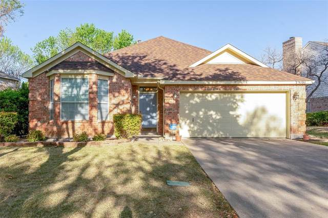 7501 Point Reyes Drive, Fort Worth, TX 76137 (MLS #14548750) :: The Chad Smith Team